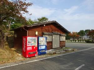 天神岬公園駐車場