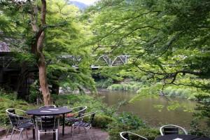 新緑の御嶽渓谷①