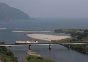 紀勢東線 銚子川橋梁